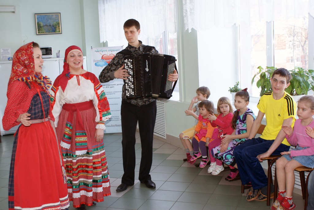 """Народный ансамбль """"Слобода"""""""
